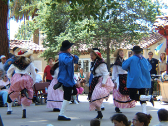 Dances from Southern France