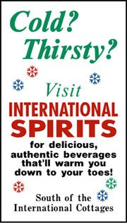 Get Your International Spirits
