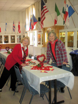 Ladies Auxiliary Luncheon - Hosted by House of USA