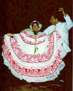 Folkloric Dress
